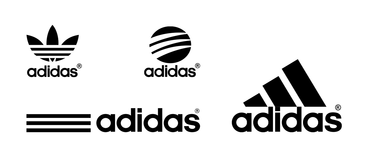 Adidas Brand Design Study on Behance.