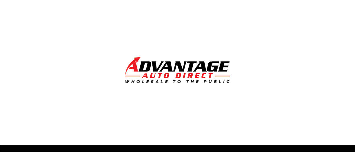 Bold, Serious, Automotive Logo Design for ADVANTAGE AUTO.