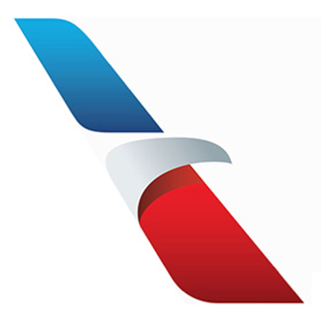 American Airlines debuts new logo and livery.