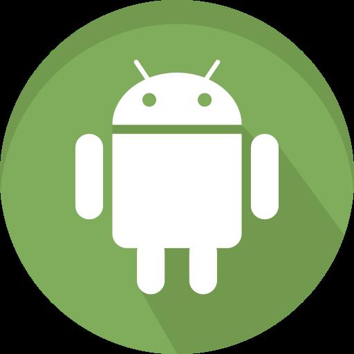 Android, logo, logos, logotype, operating, system icon.