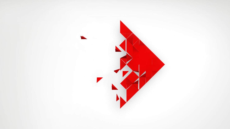 HSBC Firefly Logo Animation.