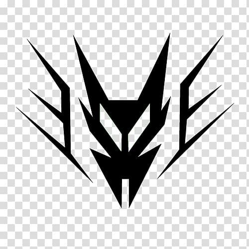 Decepticon Logo Anime Autobot, flame logo design transparent.