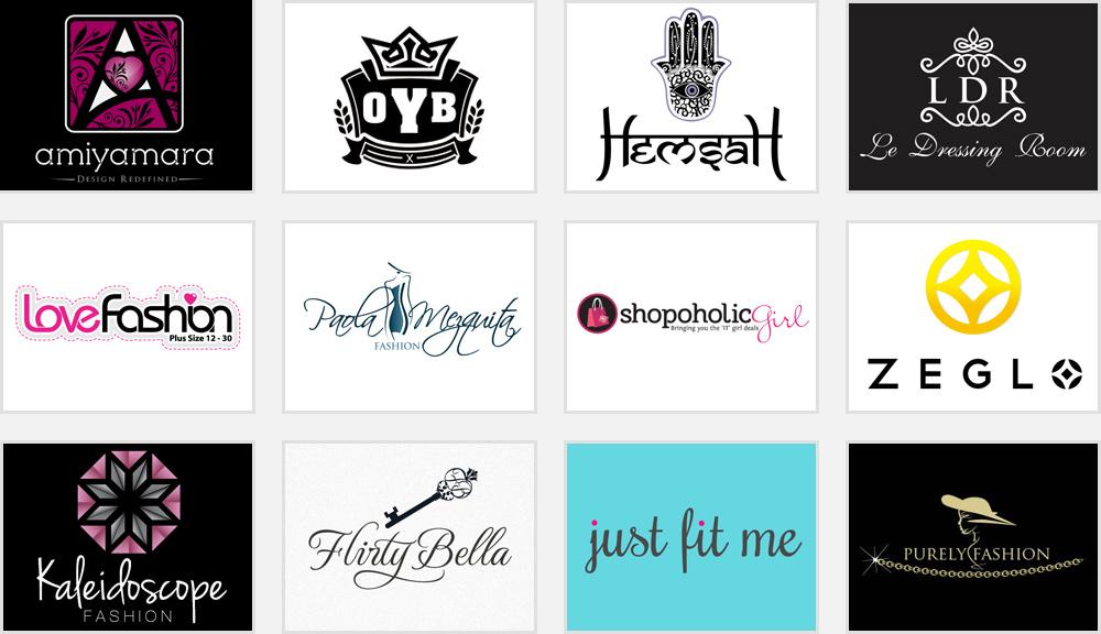 Fashion Apparel Logos that Turn Heads.