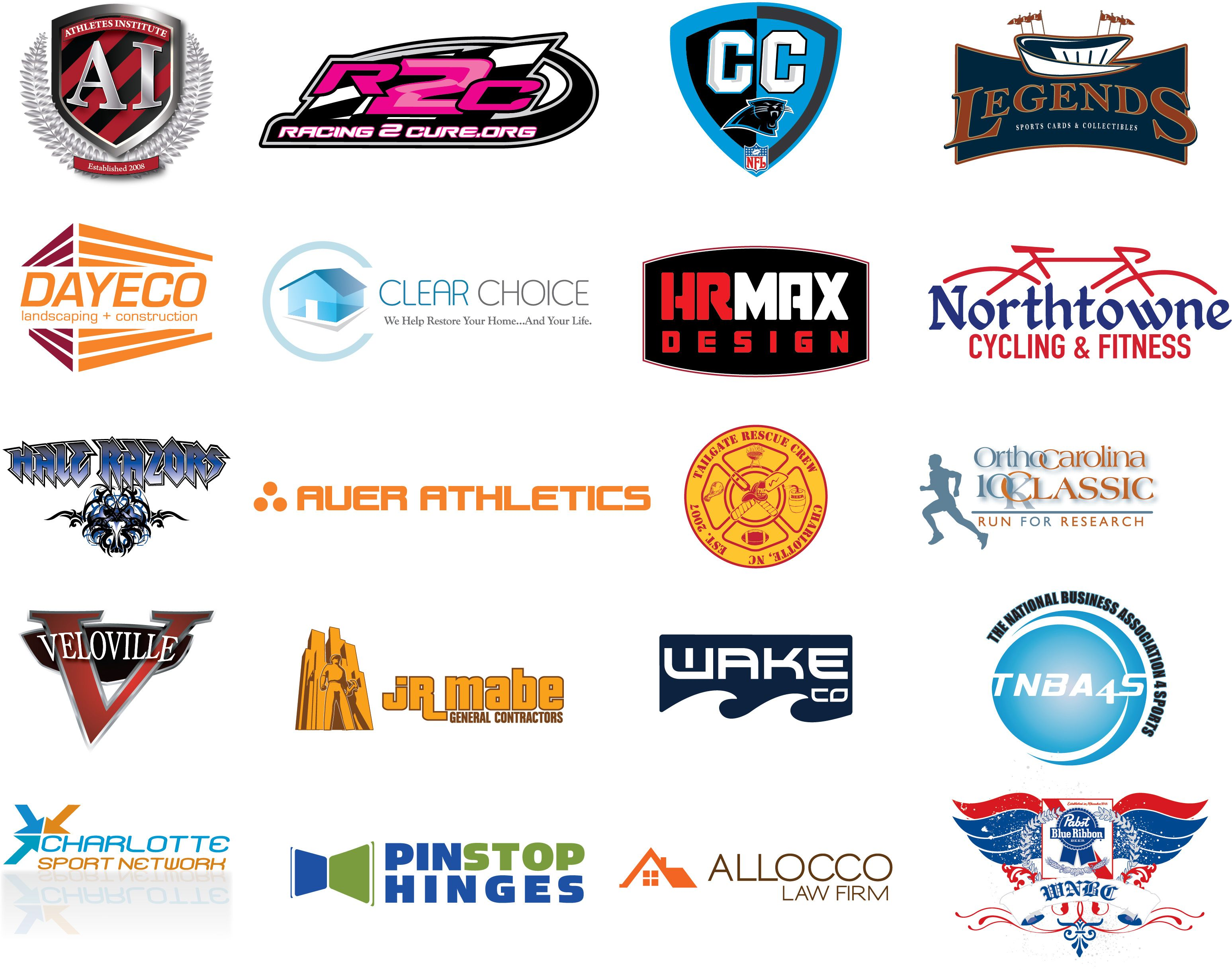 Brand of Apparel Logo.
