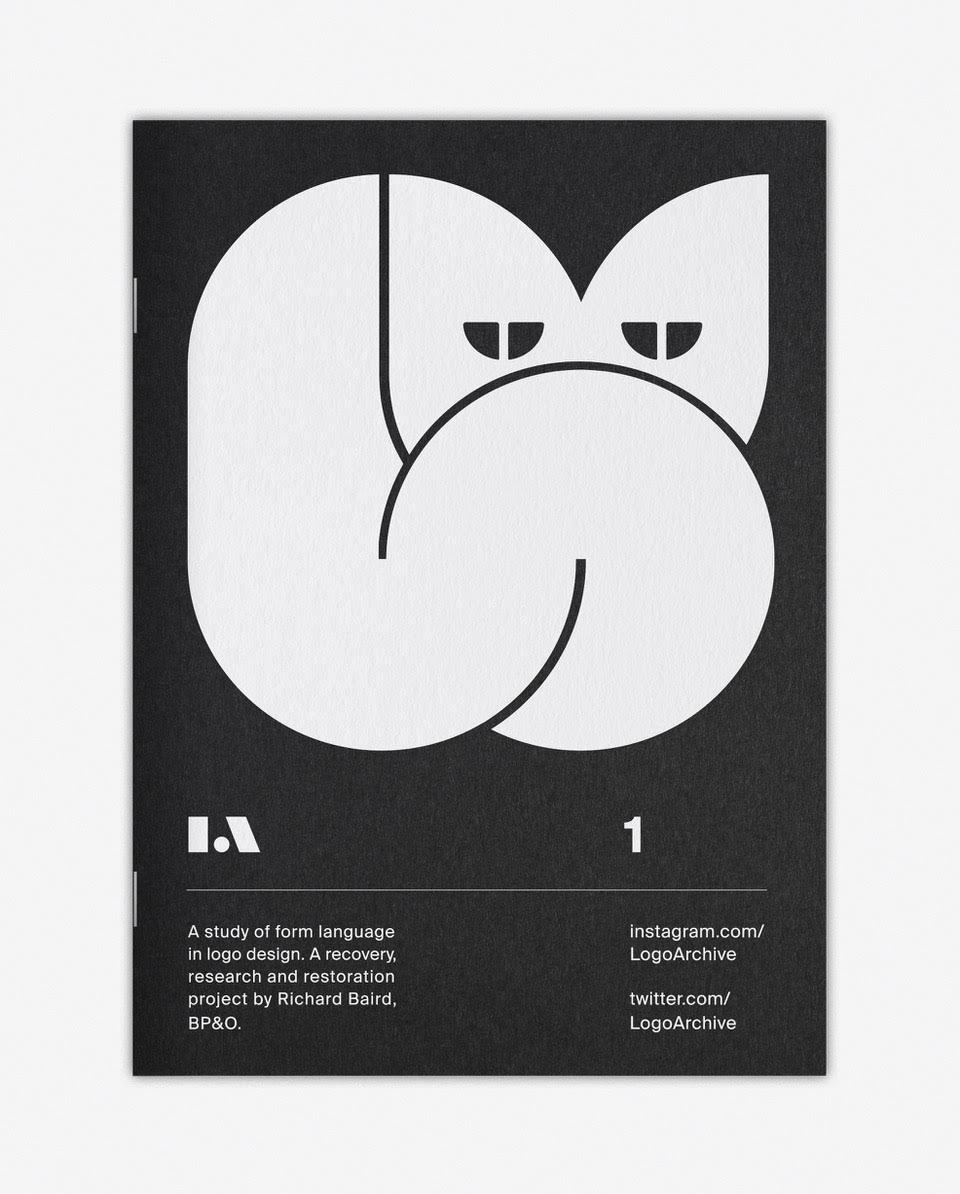 LogoArchive #1, by designer Rich Baird.