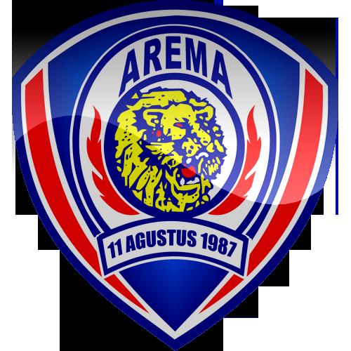 Arema Malang Football Logo Png.