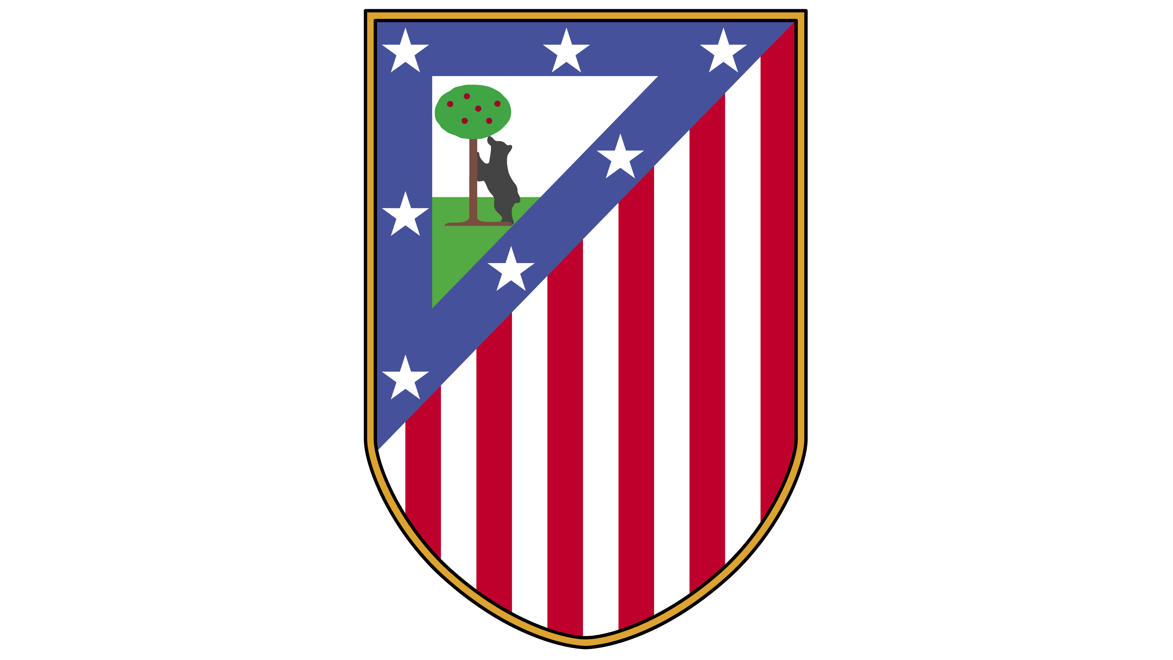 Atletico Madrid Logo.