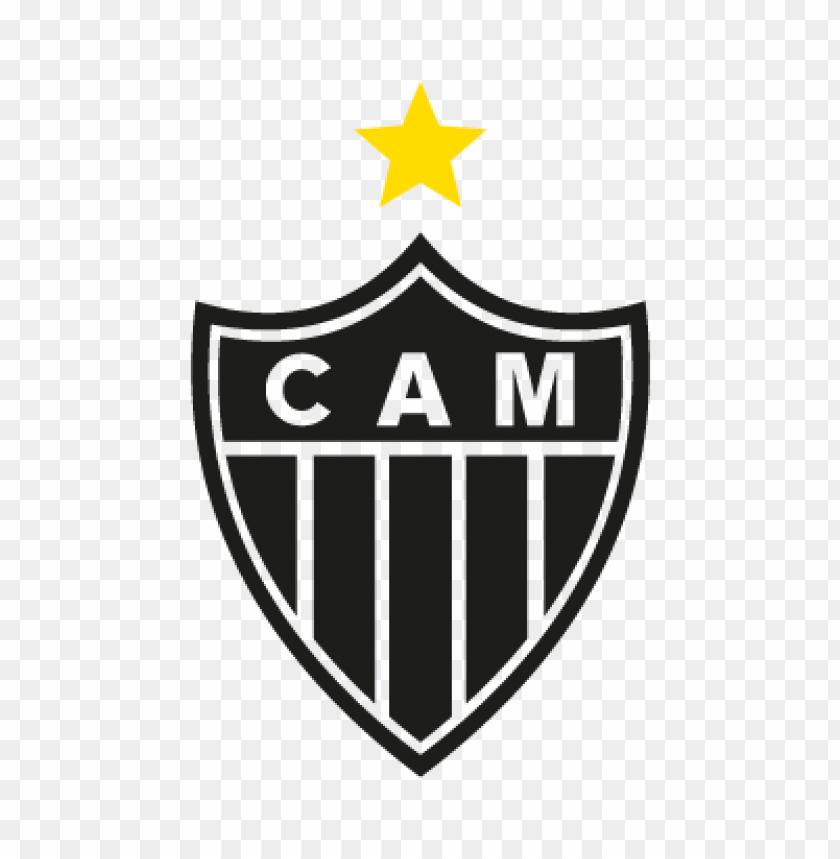 atletico mineiro vector logo free.