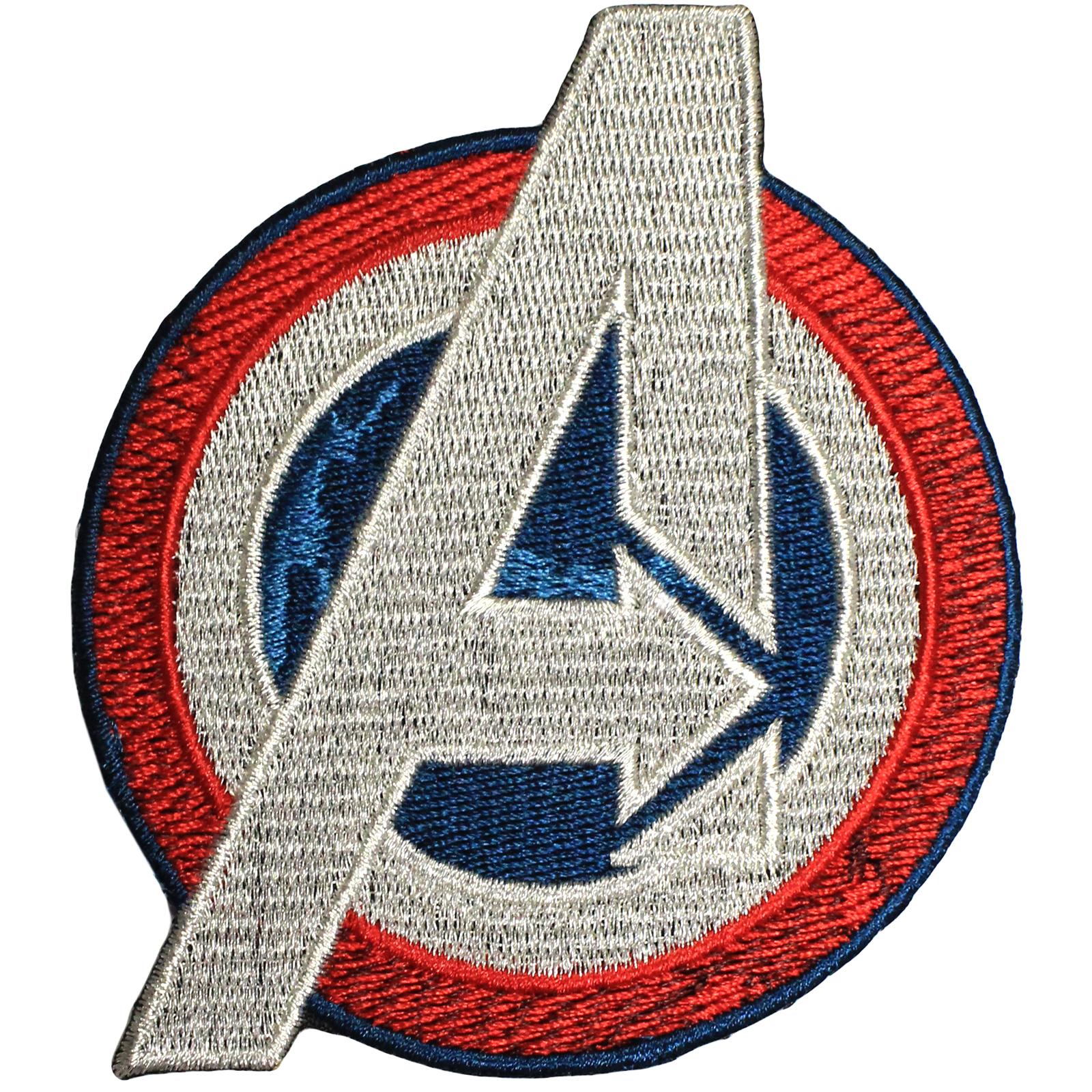 Details about Marvel Comics Universe Avengers Classic \'A\' Logo Iron on  Applique Patch.
