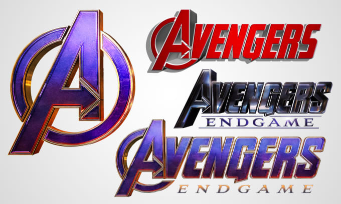 design avengers styled logo for you.