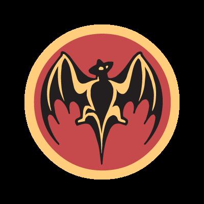 Bacardi (.AI) logo vector free.