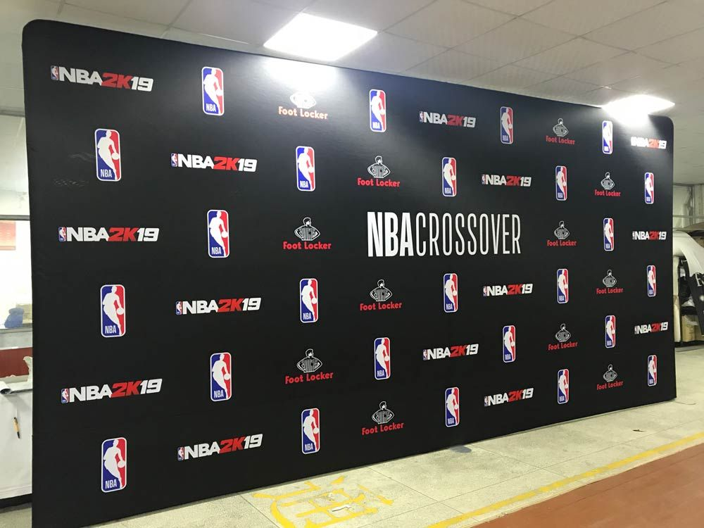 Step and Repeat Backdrop.