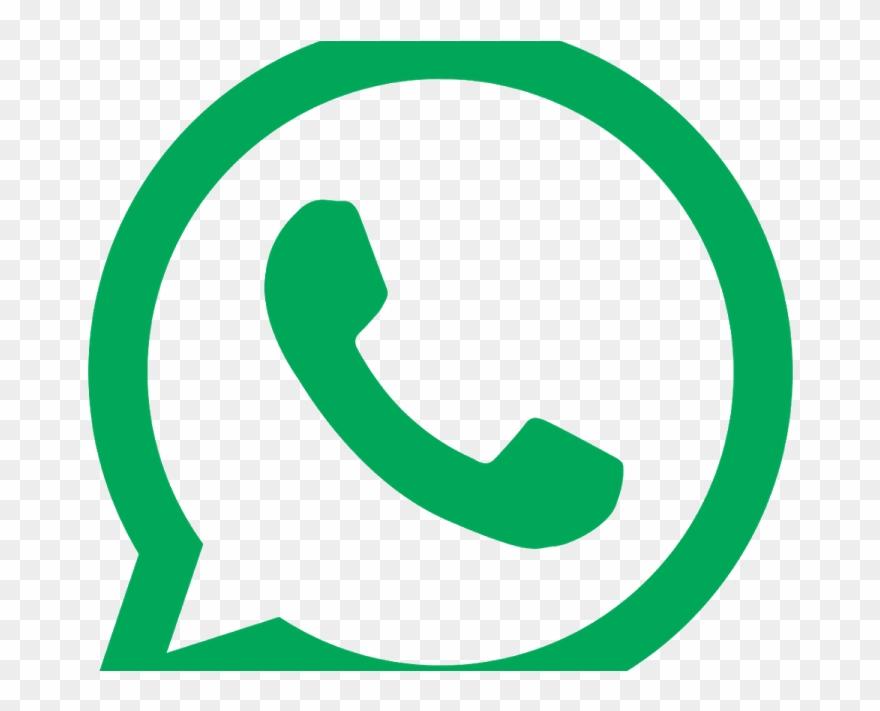 Logo Whatsapp Transparent Background Clipart (#1135417.