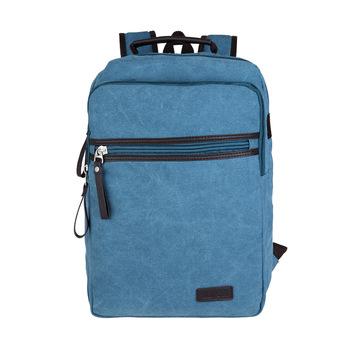 Custom Logo Pretty Personalized Vintage Canvas Backpacks Wholesale For  Teenage Girls.