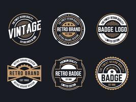 Badge Free Vector Art.