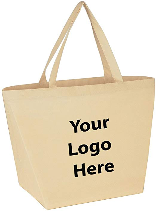 Budget Shopper Tote Bag.