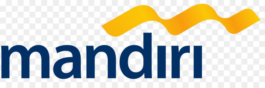 Logo Bank Mandiri clipart.