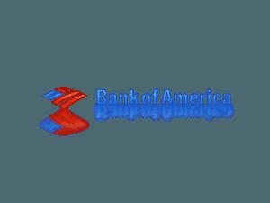 Bank of America Logo.