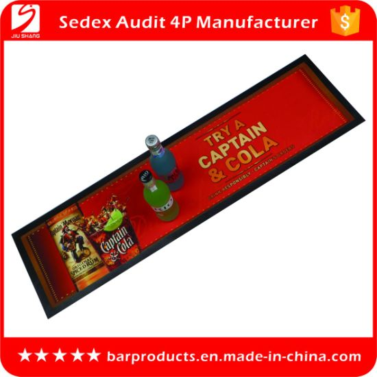 Promotion Nitrile Rubber Bar Mat with Custom Logo Wholesale.