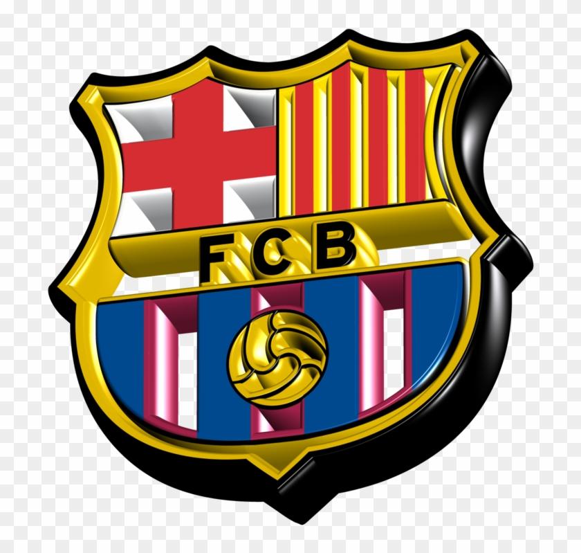 Logo Barca Colour By Bahtiarjhonatan.