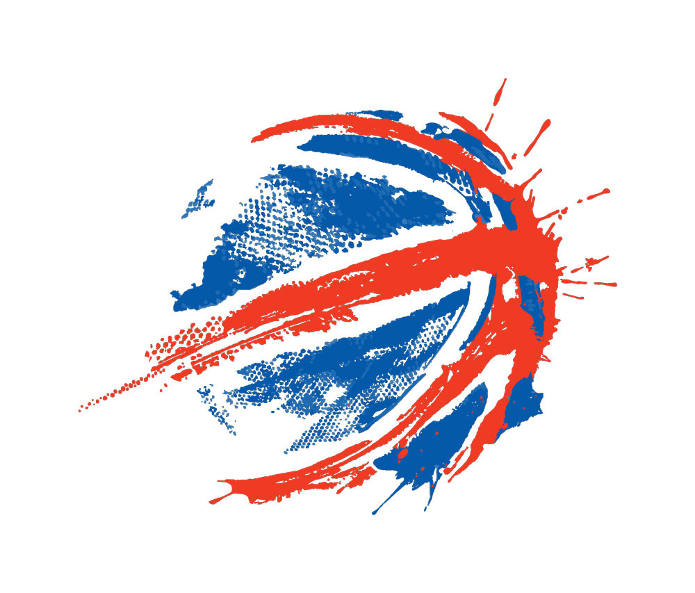 Brand New: New Logo and Identity for GB Basketball by Mr B.