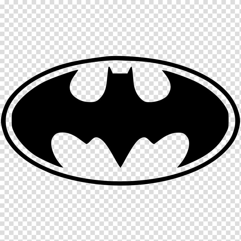 Batman logo, Batman Logo Superhero Decal, batman transparent.