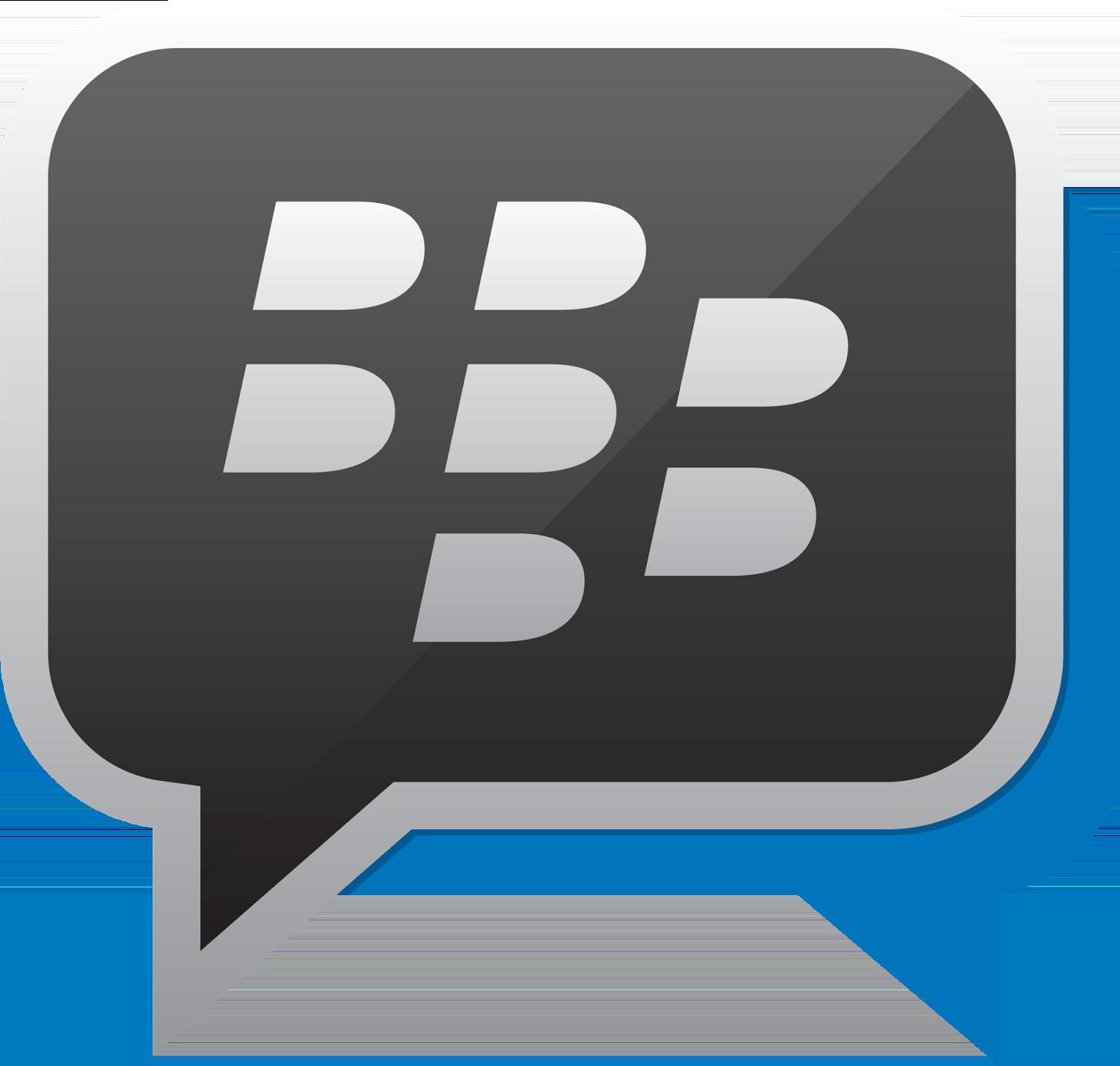 HD Blackberry Messenger Logo , Free Unlimited Download.