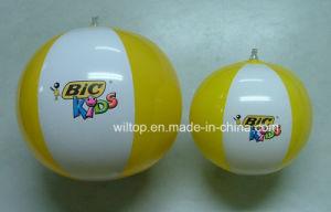 Inflatable Logo Printed Beach Balls (IT007).