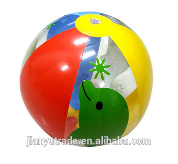 New Fashion Beach Ball Customized Logo Inflatable Earth Globe Giant Beach  Ball.