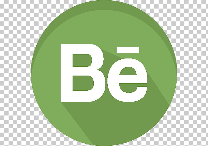 Behance Logo Social media Graphic design, social media PNG.