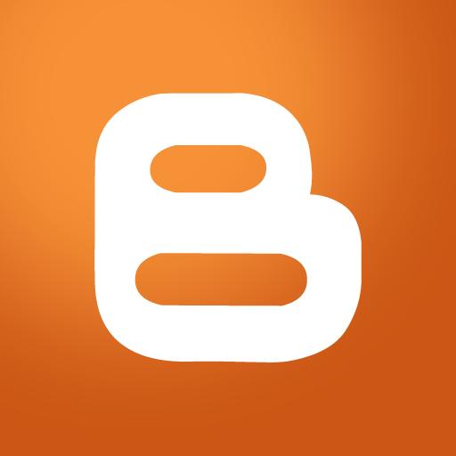 blogger icon.