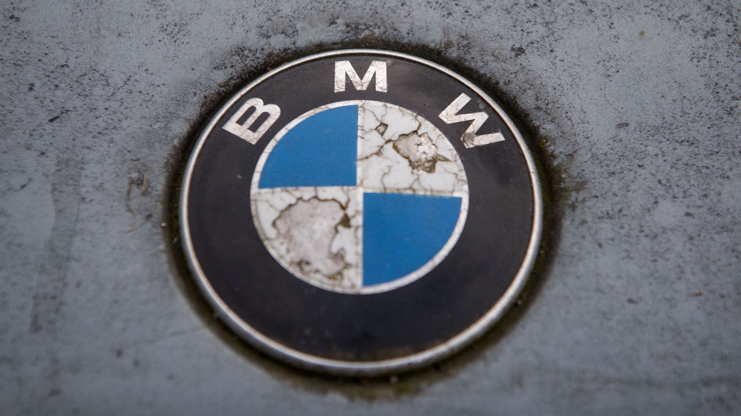 This Is What the BMW Logo Really Means. And No, It\'s Not an.