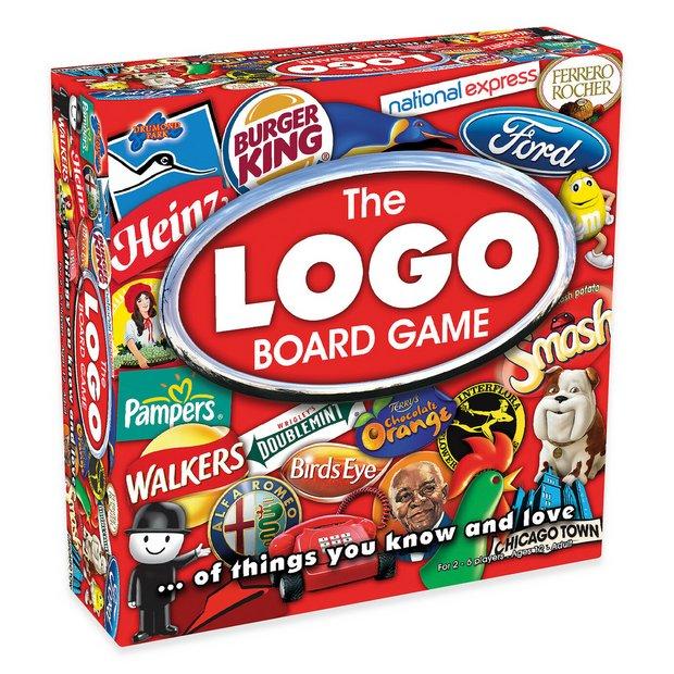 Buy Logo Board Game.