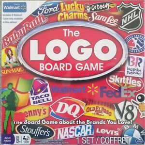Details about The Logo Board Game.