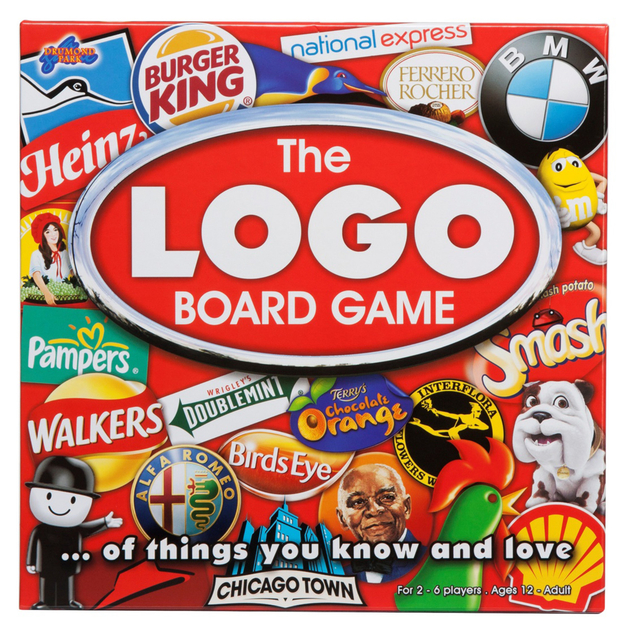 The Logo Board Game.