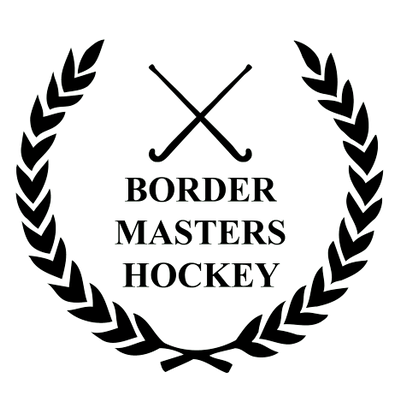 Border Masters Hockey Logo transparent PNG.