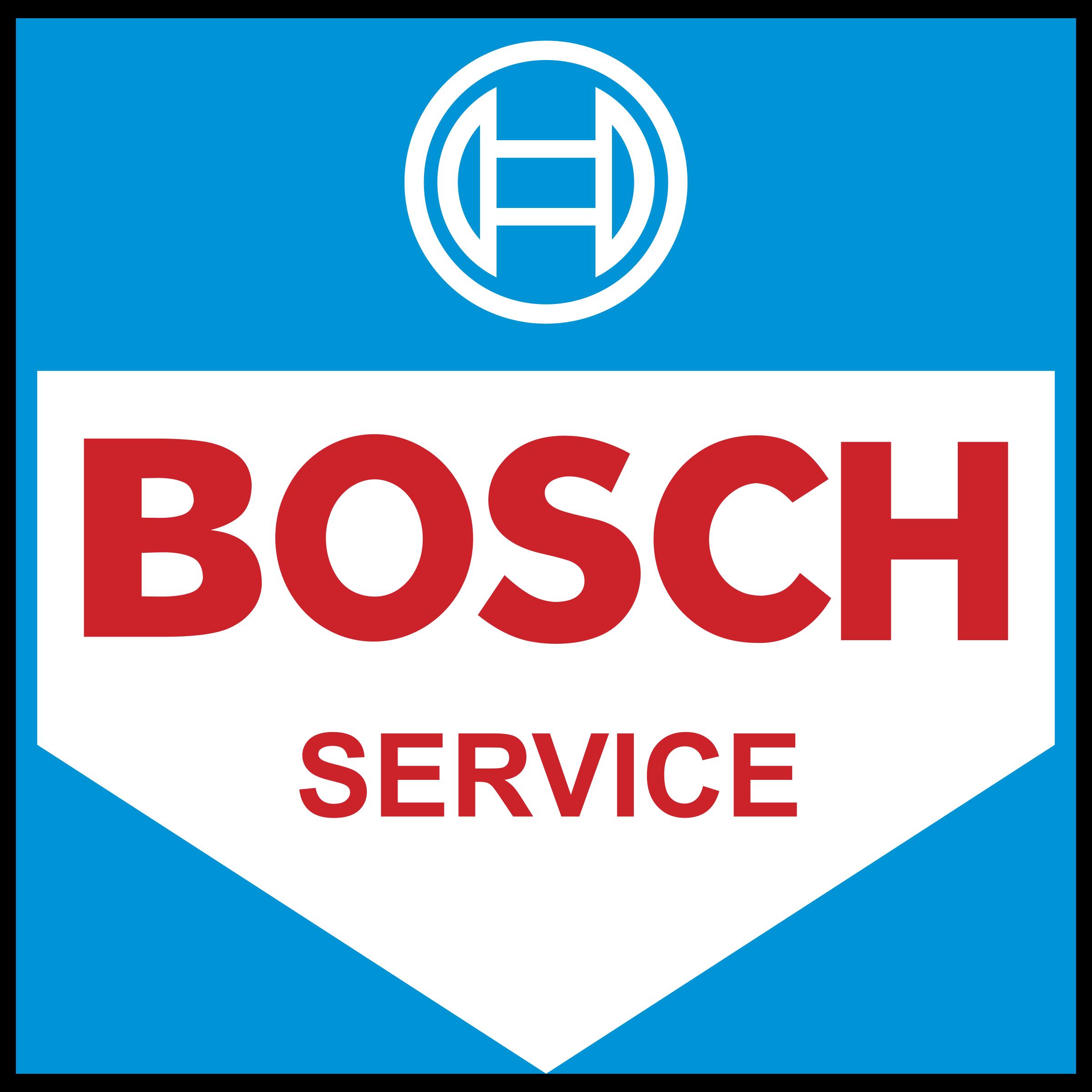 Bosch Service Logo PNG Transparent & SVG Vector.