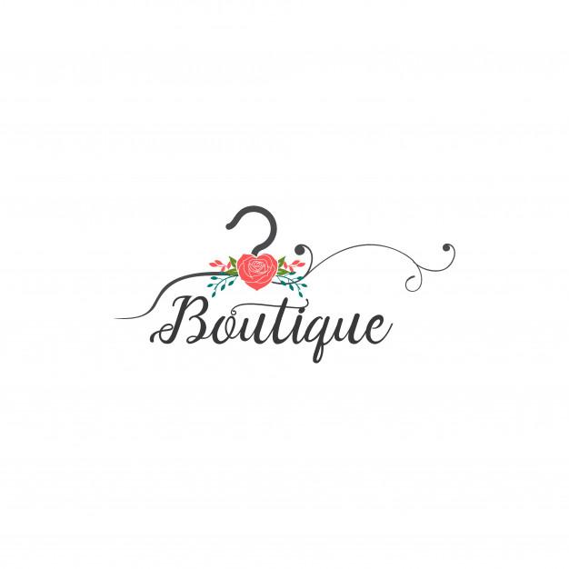 Boutique logo Vector.