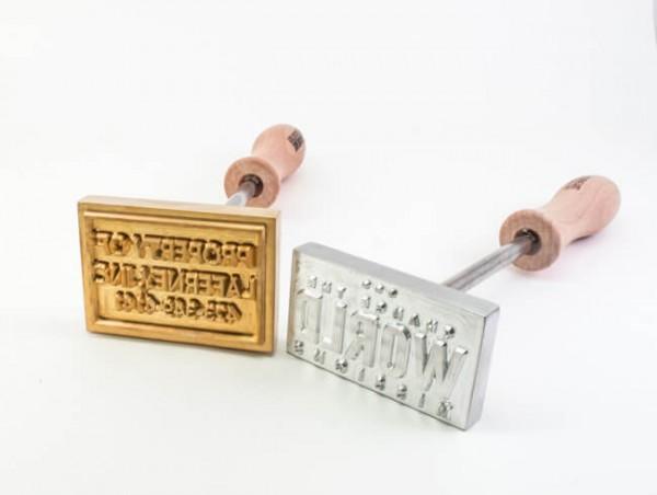 Custom Branding Iron.