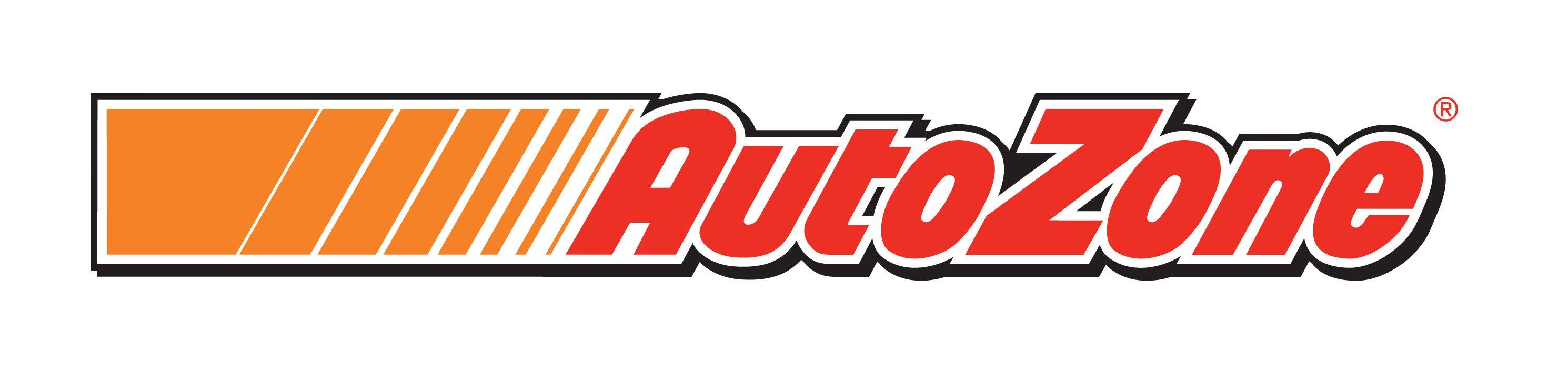 AutoZone logo.