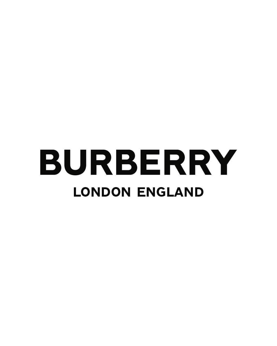 Riccardo Tisci Unveils New Burberry Logo.