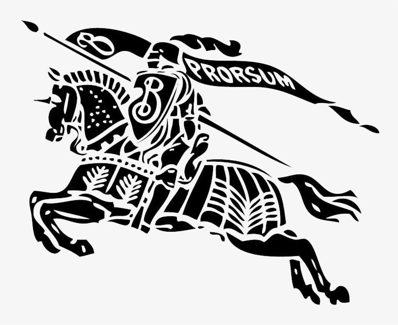 Burberry Logo.