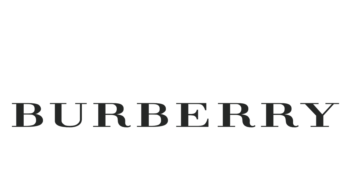 Download Burberry Portable Brand Graphics Handbag Logo.