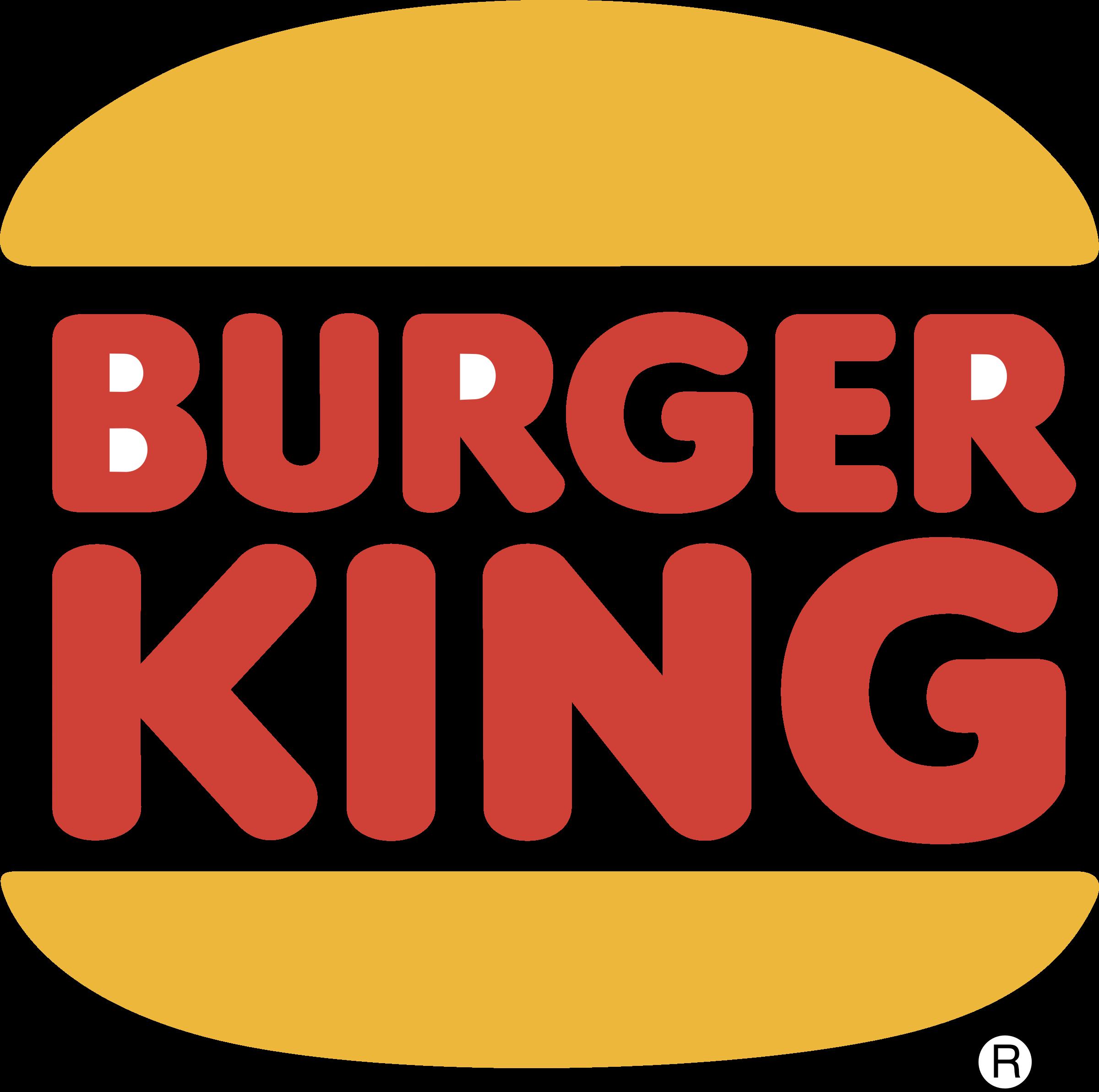 Burger King 2 Logo PNG Transparent & SVG Vector.