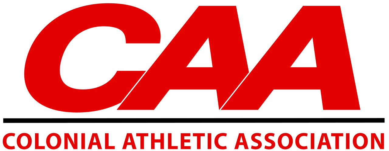 File:CAA logo in Northeastern colors.svg.
