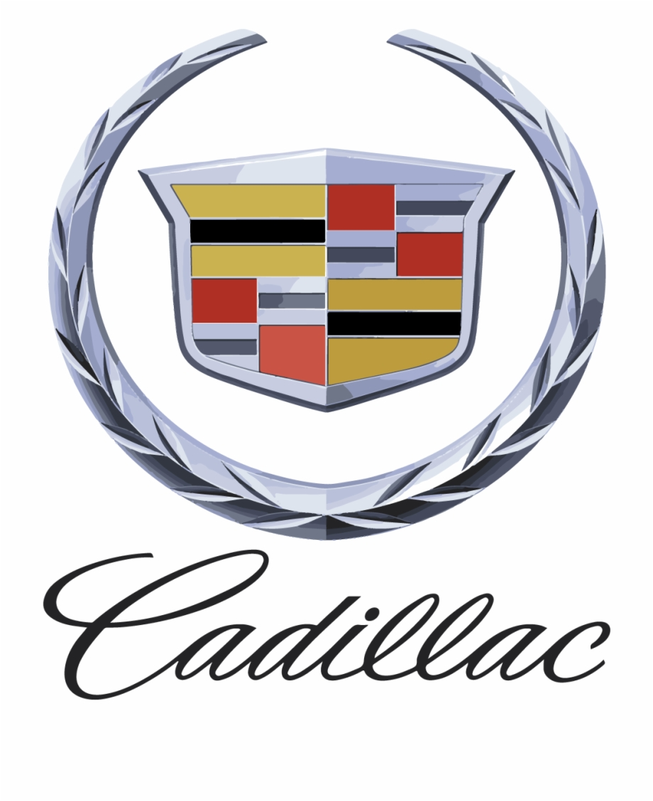 Cadillac Cars Logo Emblem Vector Transparent Free Vector.