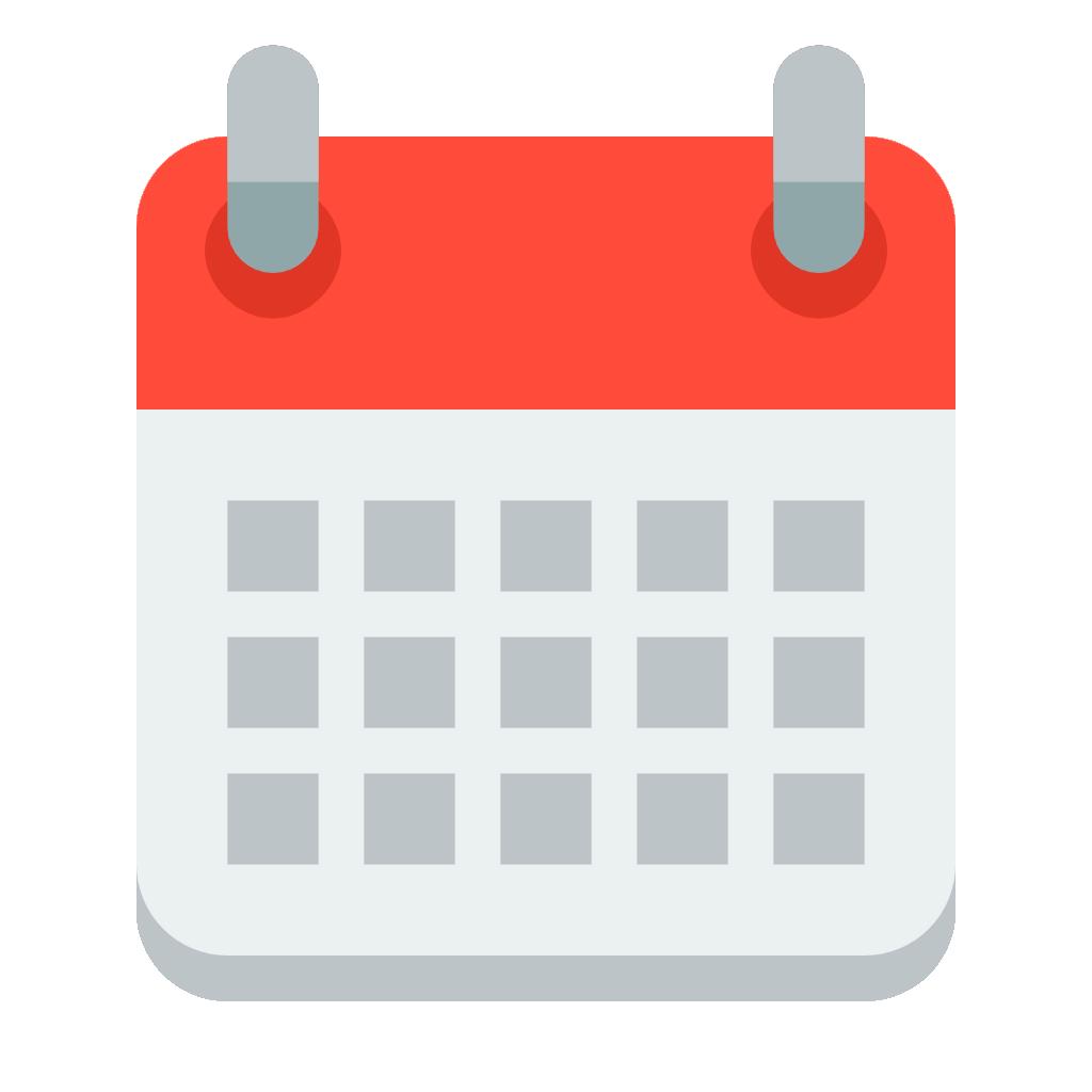 Clipart calendar red, Clipart calendar red Transparent FREE.