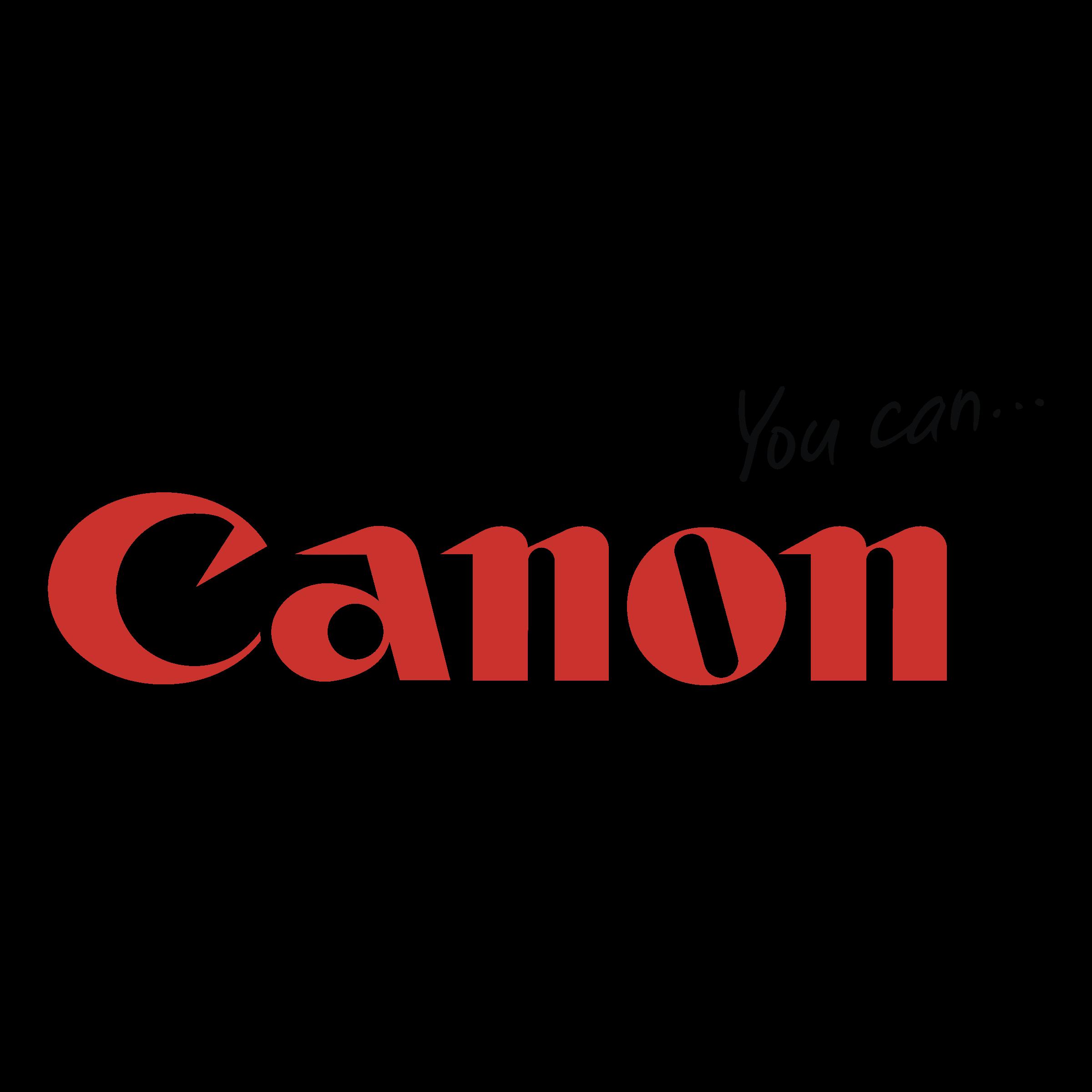 Canon Logo PNG Transparent & SVG Vector.