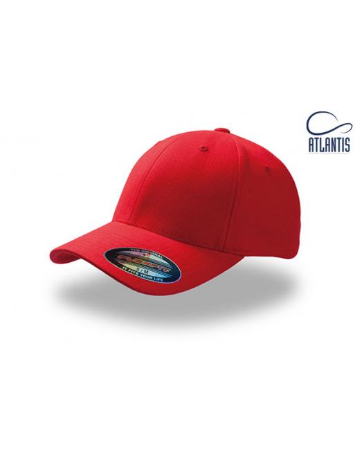 Caps Flexfit with customized logo by.