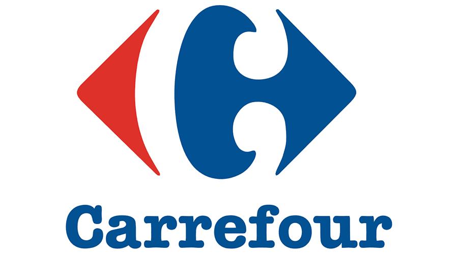 Carrefour Vector Logo.
